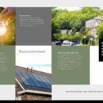 Verkoopbrochure   duurzame nieuwbouw eindhoven